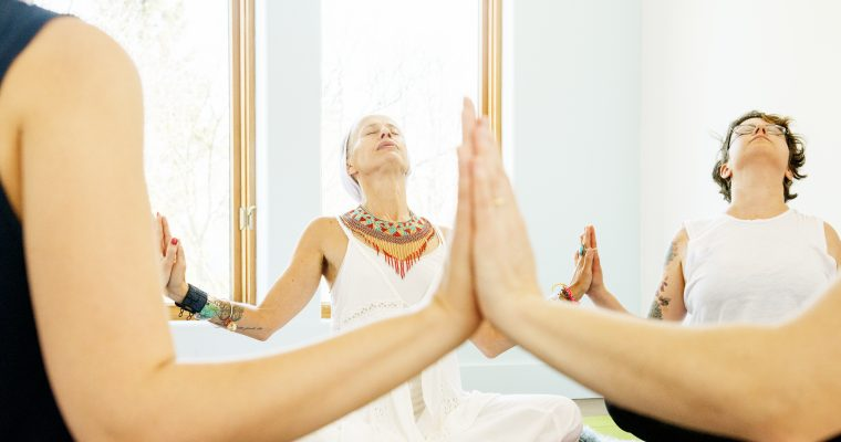 Hamilton Kundalini Yoga Workshop.