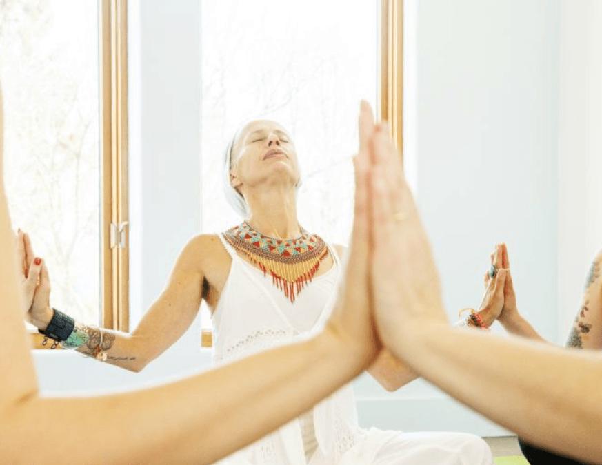 Hamilton Kundalini Yoga Workshop.