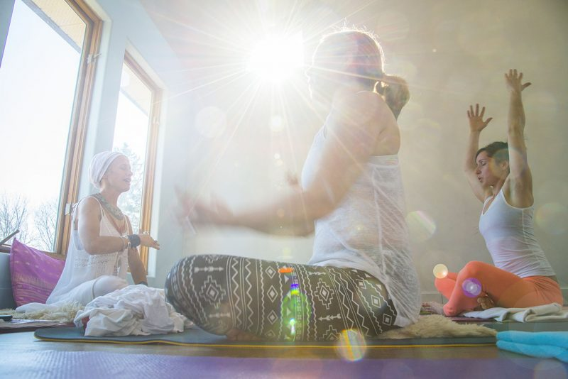 Summer Kundalini Schedule and Registration.