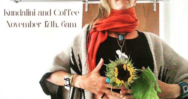 Kundalini and Coffee