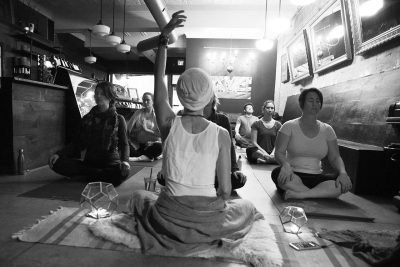 Kundalini and Coffee, January 26th at DVLB.