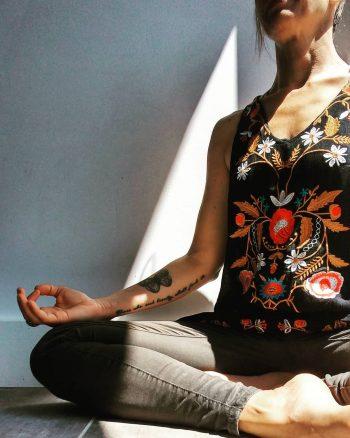 Gyan Mudra: A Gesture of Consciousness.