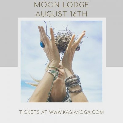 MOON Lodge:Beautiful Summer Love, August 16th, 2018.