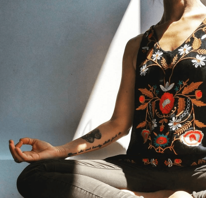 Gyan Mudra: A Gesture of Consciousness.